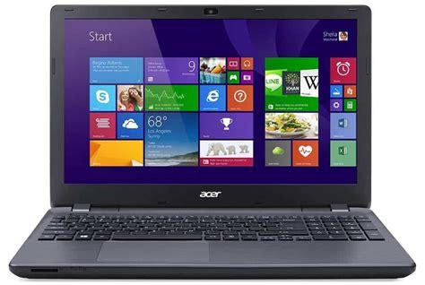 Laptop Acer Aspire Es 15 acer aspire e 15 e5 571 33bv 15 6 inch reviews laptopninja