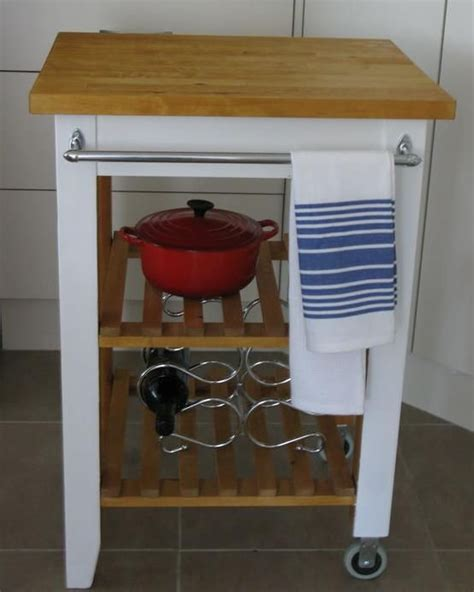kitchen butchers block trolley 25 best ideas about butchers block trolley on