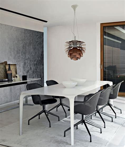 Modular Dining Table Chair Iuta B Amp B Italia Design By Antonio Citterio