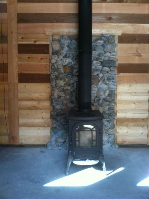 Small Cabin Wood Stove by Wood Stove Install Small Cabin Forum
