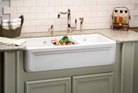 Shaw Kitchen Sinks A Wide Selection Of Trendy Traditional Fireclay Kitchen Sinks Are Introduced By Homethangs