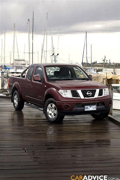 navara nissan 2008 2008 nissan navara king cab review caradvice