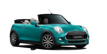What Company Makes Mini Cooper Mini Co Il The New Mini Cooper Cabrio