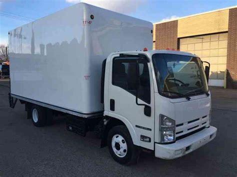 when is the truck 2014 isuzu npr 2014 box trucks