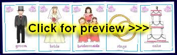 Wedding Banner Sparklebox by Weddings Teaching Resources Printables For Primary