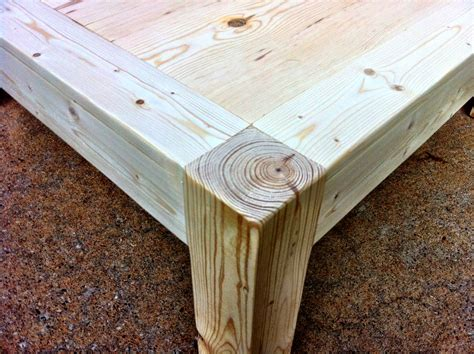 Plans For Building A Coffee Table White Itable Diy Projects