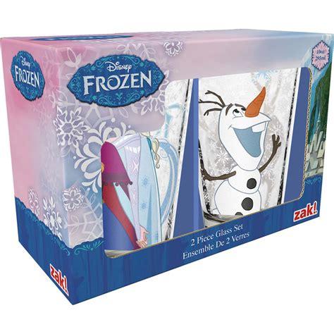Teko Frozen Set With Gelas disney frozen elsa olaf juice glasses for sale elsa olaf zak zak designs