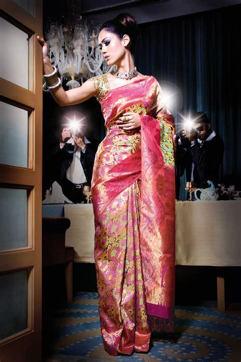indian jewellery  clothing elegant bridal kanjeevaram