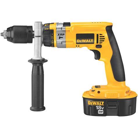 dewalt 12 volt xrp ni cad 1 2 in cordless drill driver