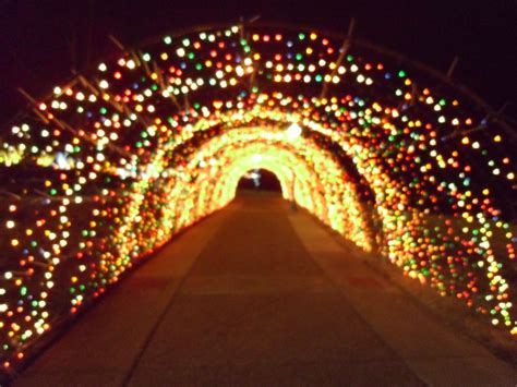 lights clarksville tn tunnel of lights clarksville tn 2014