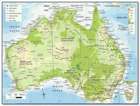 map of southern australia with cities map of southern australia my