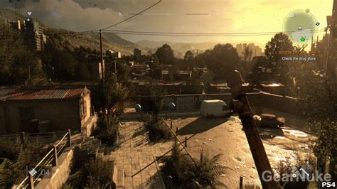 Dying Light Ps4 by Dying Light Pc High Low Vs Ps4 Screenshot Comparison