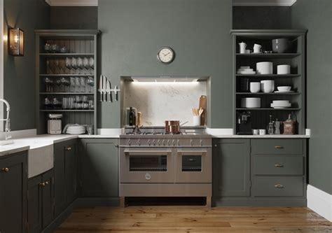 estantes para cocinas modernas estantes abiertos para cocina ideas de almacenamiento