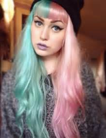 two tone hair color two tone hair color ideas for 2016 hairstyles 2017 new