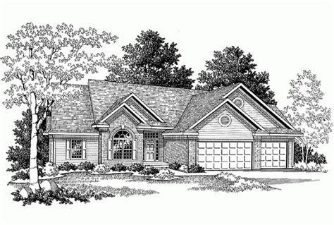 western style home plans western style house plans western ranch house plans