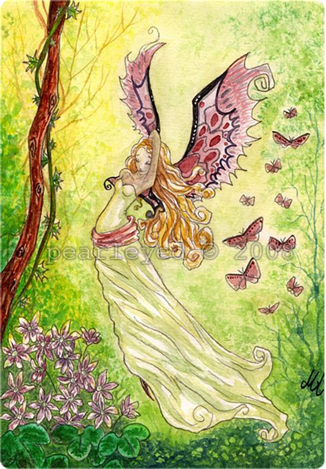 zyla pixie spring artists spring fairy by pearleyed on deviantart
