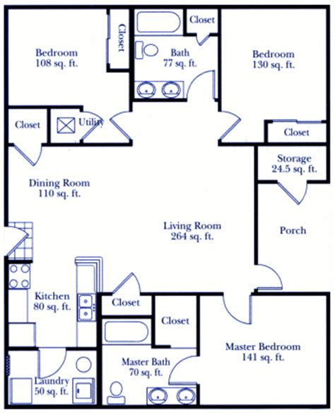 Find Floor Plans By Address by Apartments In Kalamazoo Mi Floor Plans