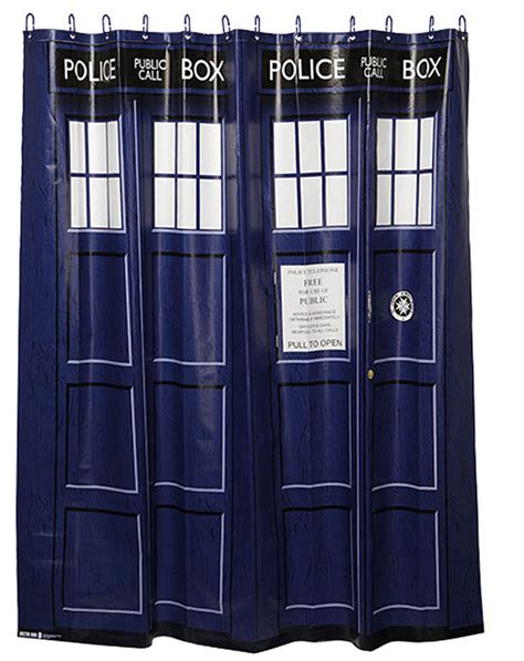 Rack Doctor by Doctor Who Tardis Shower Rack Usa Merchandise Guide