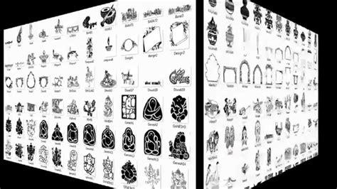Wedding Font Corel by Learn Coreldraw In Wedding Card Symbols With Bill