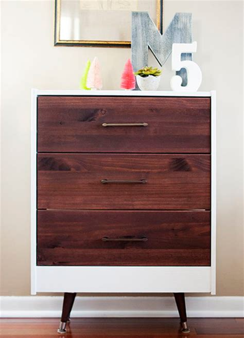 Build Your Own Chest Of Drawers by Home Dzine Home Diy Easy Ways To Transform A Pine Dresser