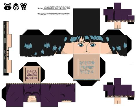 One Papercraft - one torrent nico robin paper