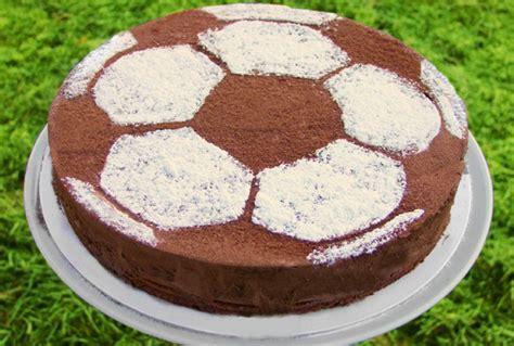 fussball kuchen leckere rezepten zum fu 223 ballgeburtstag torten kuchen