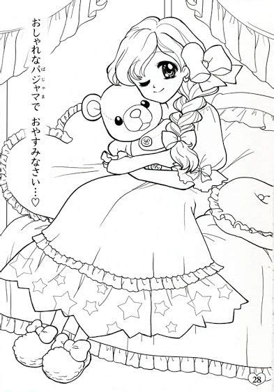 Colouring Book Sweet Princess 56 best coloring images on coloring