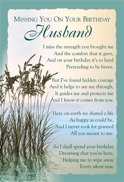 Husband Birthday Card Quotes Birthday Quotes For Husband In Heaven Image Quotes At