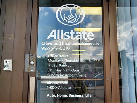 Allstate Office Hours by Door Lettering Biz Lab Door Lettering