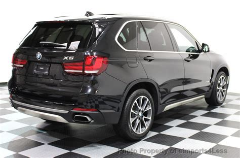bmw jeep 2015 2015 used bmw x5 certified x5 xdrive50i awd xline exec