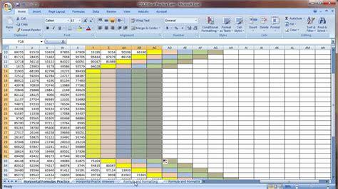 Spreadsheet Test by Spreadsheet Test For Laobingkaisuo