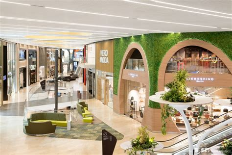 Nature Concept In Interior Design by Minto Shopping Mall By Kplus Konzept M 246 Nchengladbach