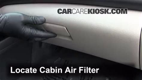 Do I Need A Cabin Air Filter by Cabin Filter Replacement Kia Forte 2010 2013 2010 Kia