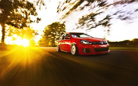 vw themes hd volkswagen vw golf tuning parking car 6958186