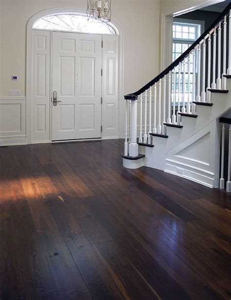 black oak floors contemporary entry chicago by