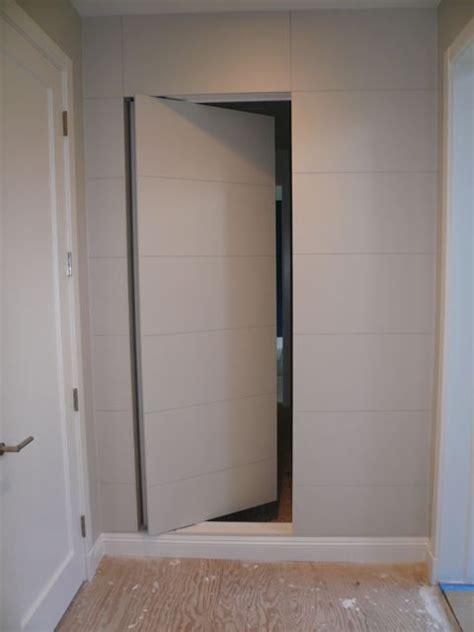 secret room doors flat panel door secret room home walls floors in between p
