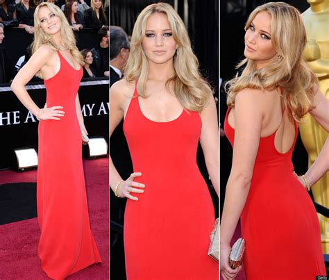 jennifer lawrence at the 2011 oscars hit or miss photos