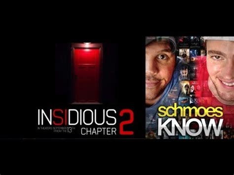 film insidious chapter 2 youtube insidious chapter 2 movie review schmoes know youtube