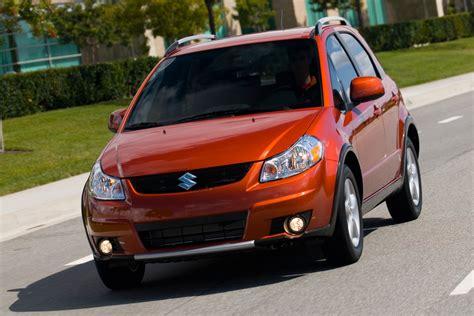 Suzuki Crossover 2009 Suzuki Sx4 Crossover Picture Number 29106