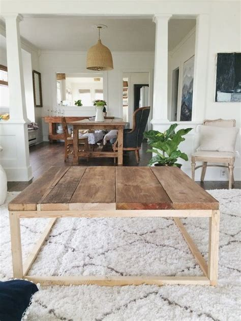 diy living room table 25 best ideas about large coffee tables on