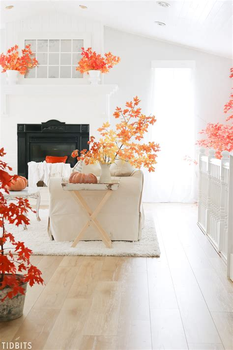 fall winter  decor trends   inspired  home