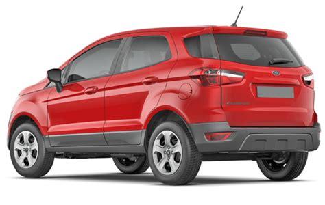 al volante ford ecosport listino ford ecosport prezzo scheda tecnica consumi