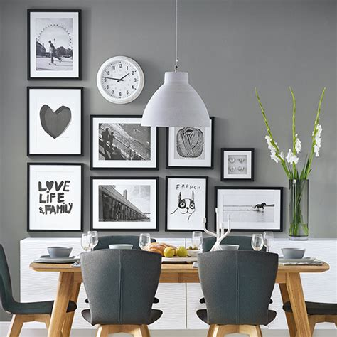 how to hang family pictures how to hang pictures ideal home