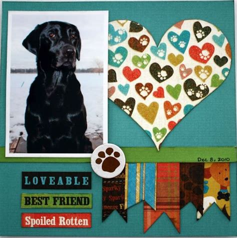 scrapbook layout ideas for pets 1000 images about dog layouts on pinterest cats