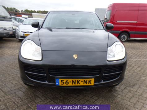 Porsche Cayenne V8 by Porsche Cayenne S 4 5 V8 65428 Used Available From Stock
