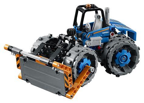 Bt4933 White Cat Set 2in1 lowest price lego technic dozer compactor building kit
