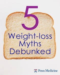 9 weight loss myths busted 1000 images about get moving exercise healthy