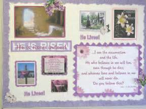 Easter bulletin boards and other room decoration