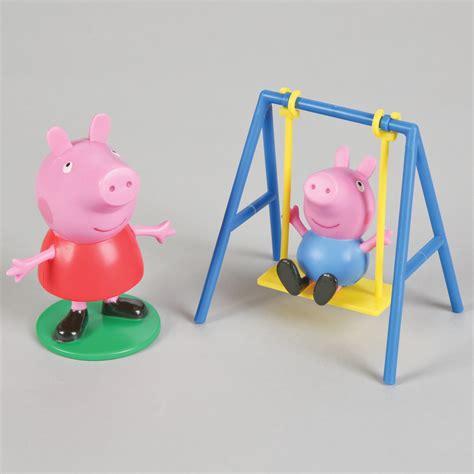 peppa pig swing peppa pig decopac