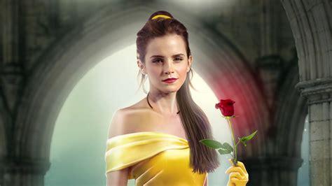 emma watson voice beauty and the beast emma watson beauty and the beast belle image is fan art